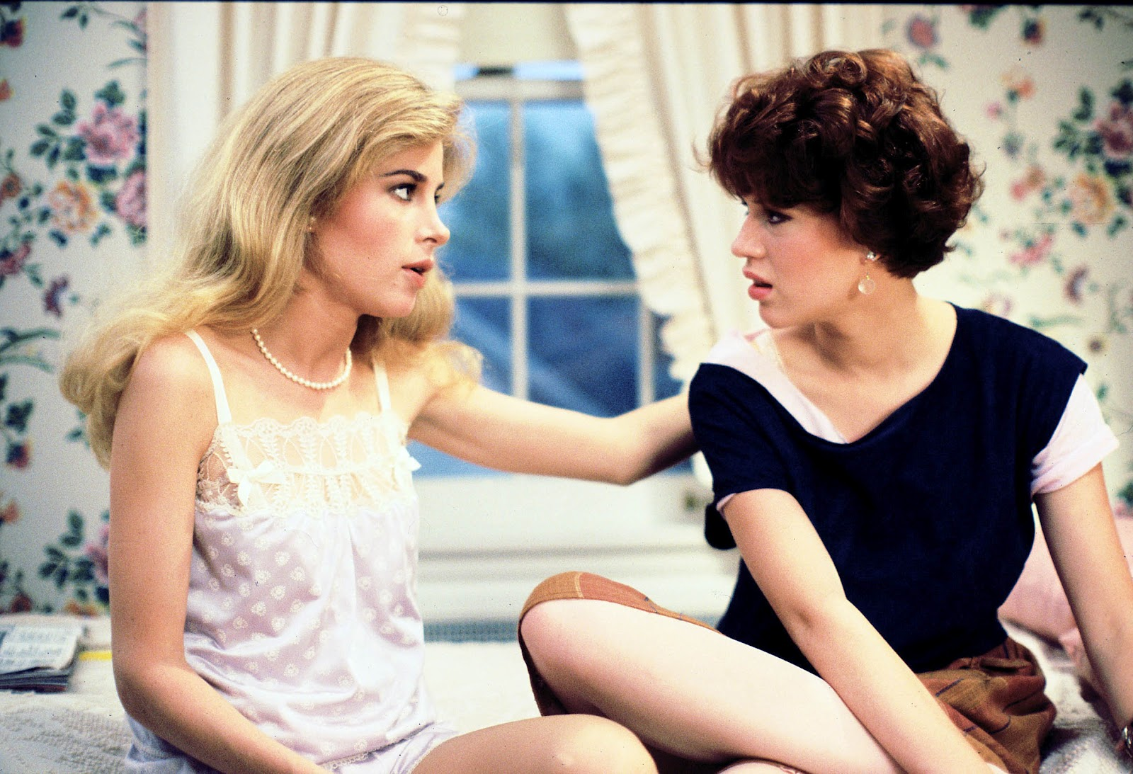 The Ace Black Blog Movie Review Sixteen Candles 1984
