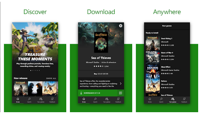 YouthApps - Xbox Game Pass Mobile App