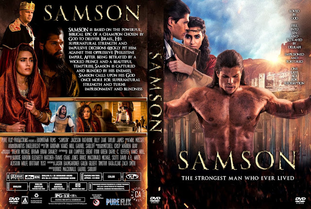 Samson DVD Cover