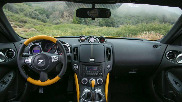 nissan herritage edition interior