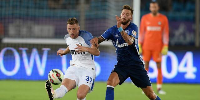 SBOBETASIA - Shalke Tahan Imbang Inter Milan