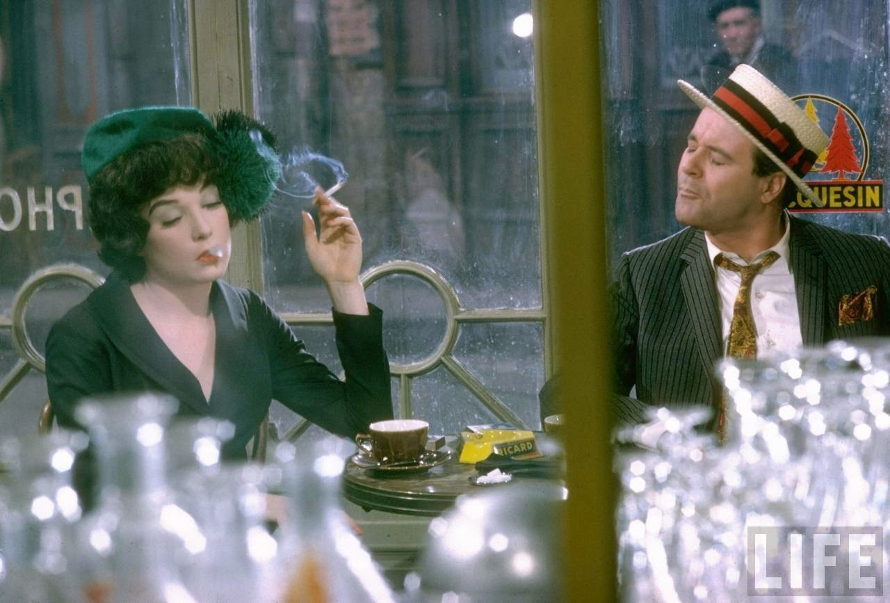 Vagebond's Movie ScreenShots: Irma la Douce (1963)