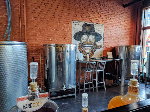 Cigar City Cider and Mead cidery in Ybor City, Tampa