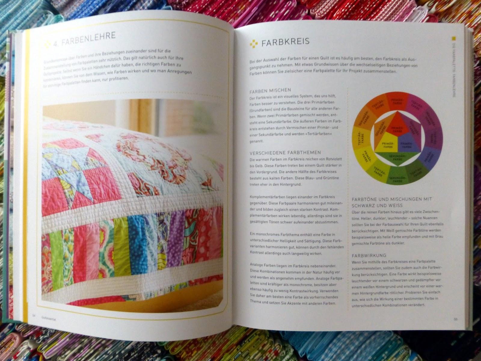 Quiltmanufaktur-Blog: QUILTESSENTIAL - Ein Buch über die Grundlagen ...
