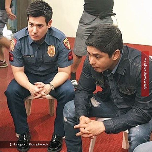John Prats has only good words for Coco Martin on his birthday