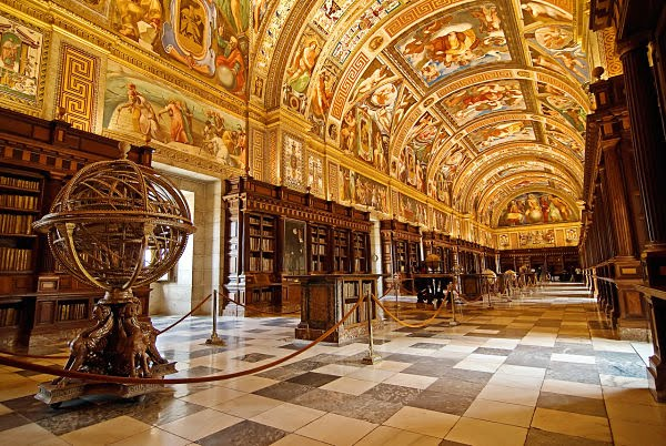 Χειρόγραφα βυζαντινής μουσικής στην Ισπανία.