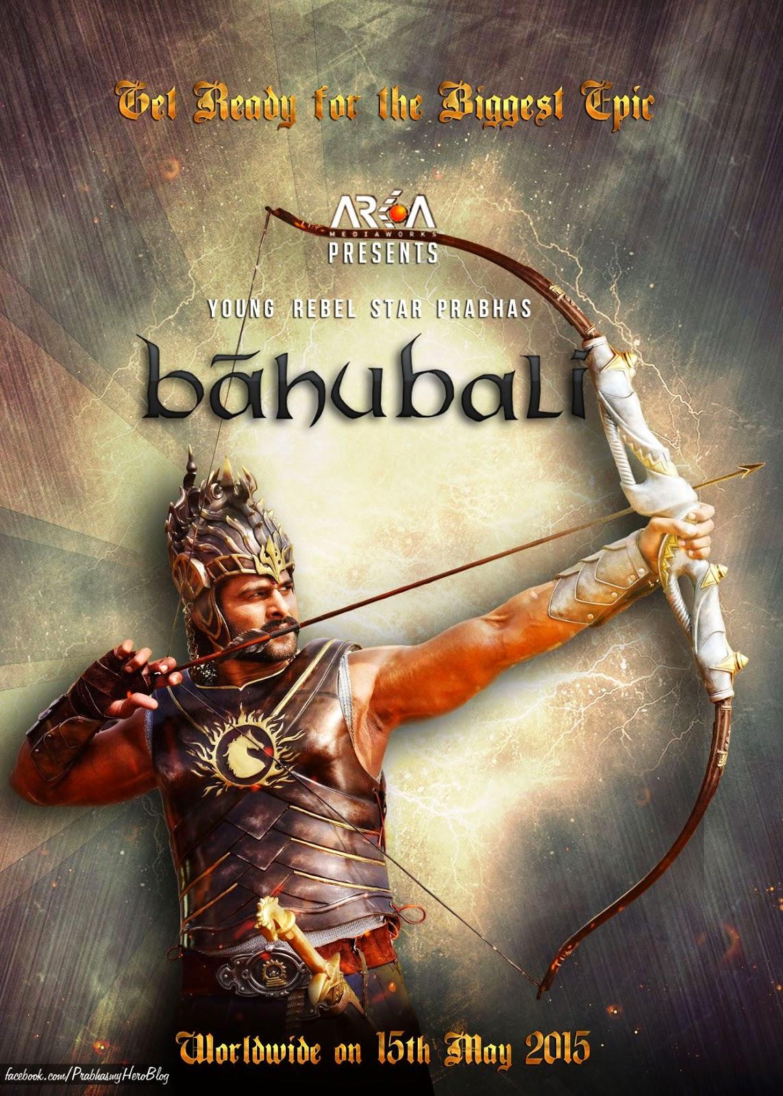Baahubali (2015) Download In Hindi 300MB Worldfree4u