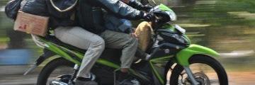 Mau Mudik Pakai Sepeda Motor ? Sebaiknya Baca Ini Dulu