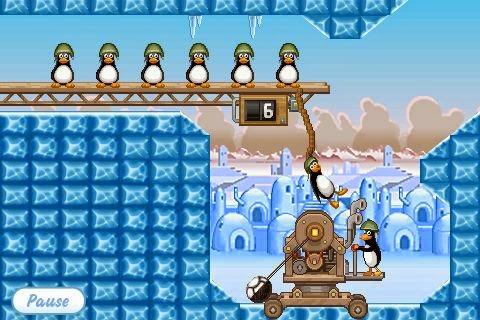 crazy penguin catapulte
