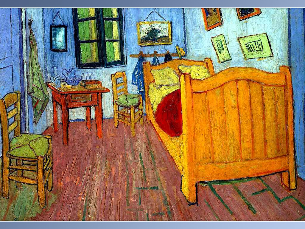 psicoletra zaragoza la habitaci n de van gogh en arles. Black Bedroom Furniture Sets. Home Design Ideas