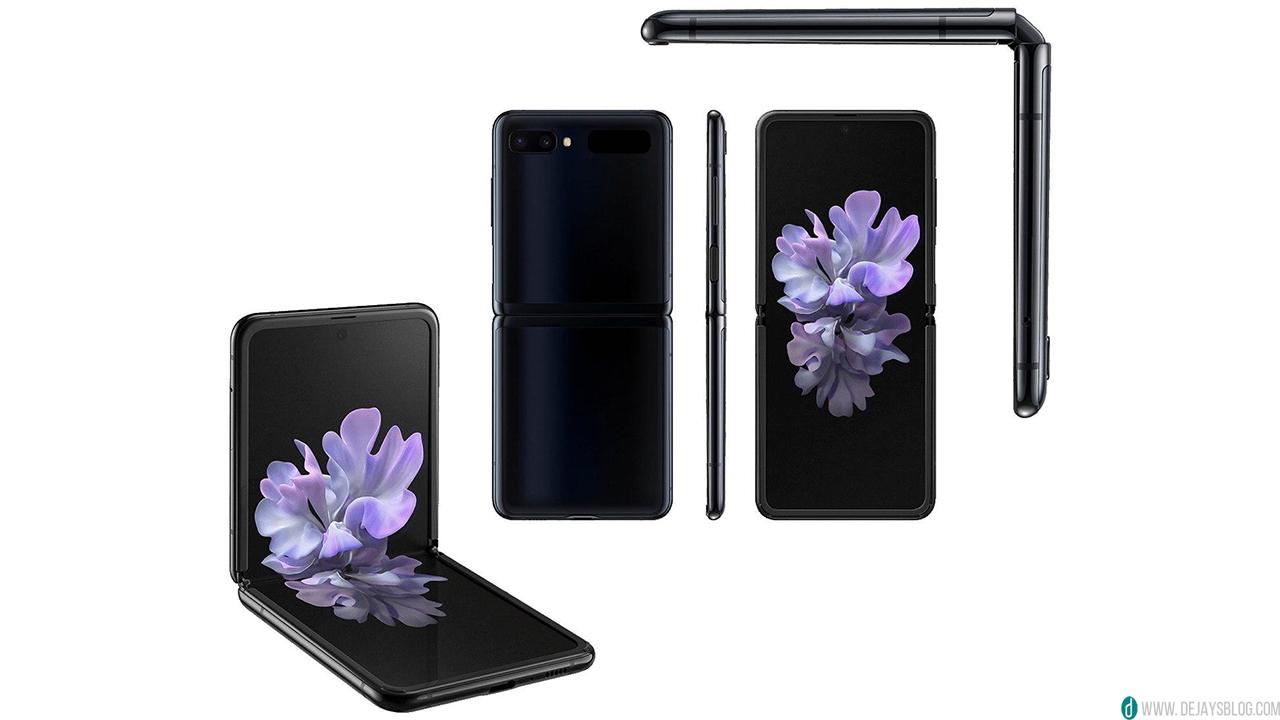Samsung officially announces the Galaxy Z Flip!