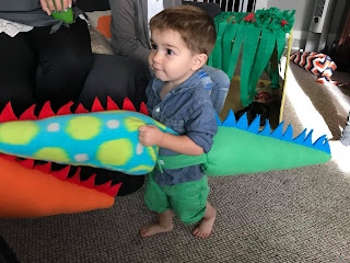 Dragons Love Tacos Birthday Party Dragon Tail
