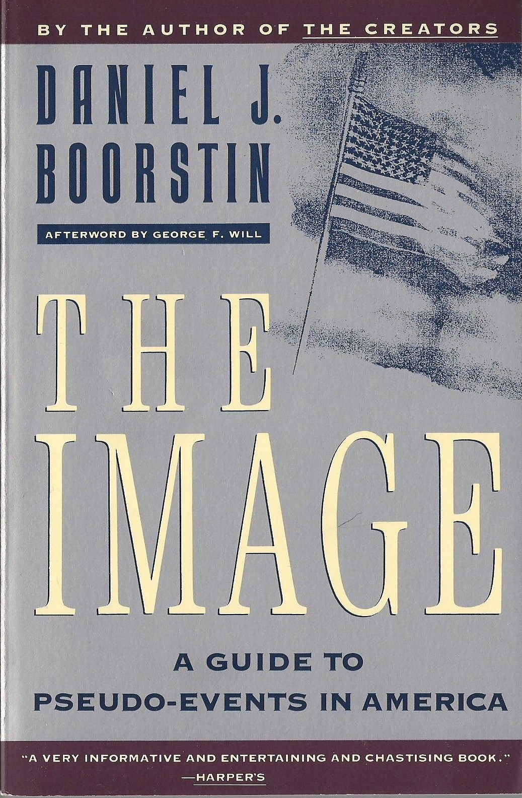 Image result for the image boorstin book