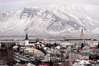 Le mois de décembre en Islande