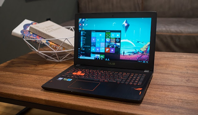 Laptop Gaming Terbaik - Asus ROG Strix GL502