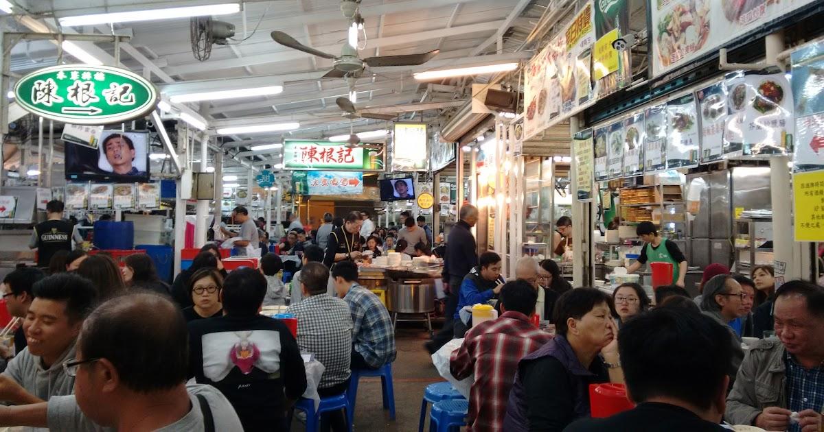EE Blog: 沙田禾輋邨大排檔