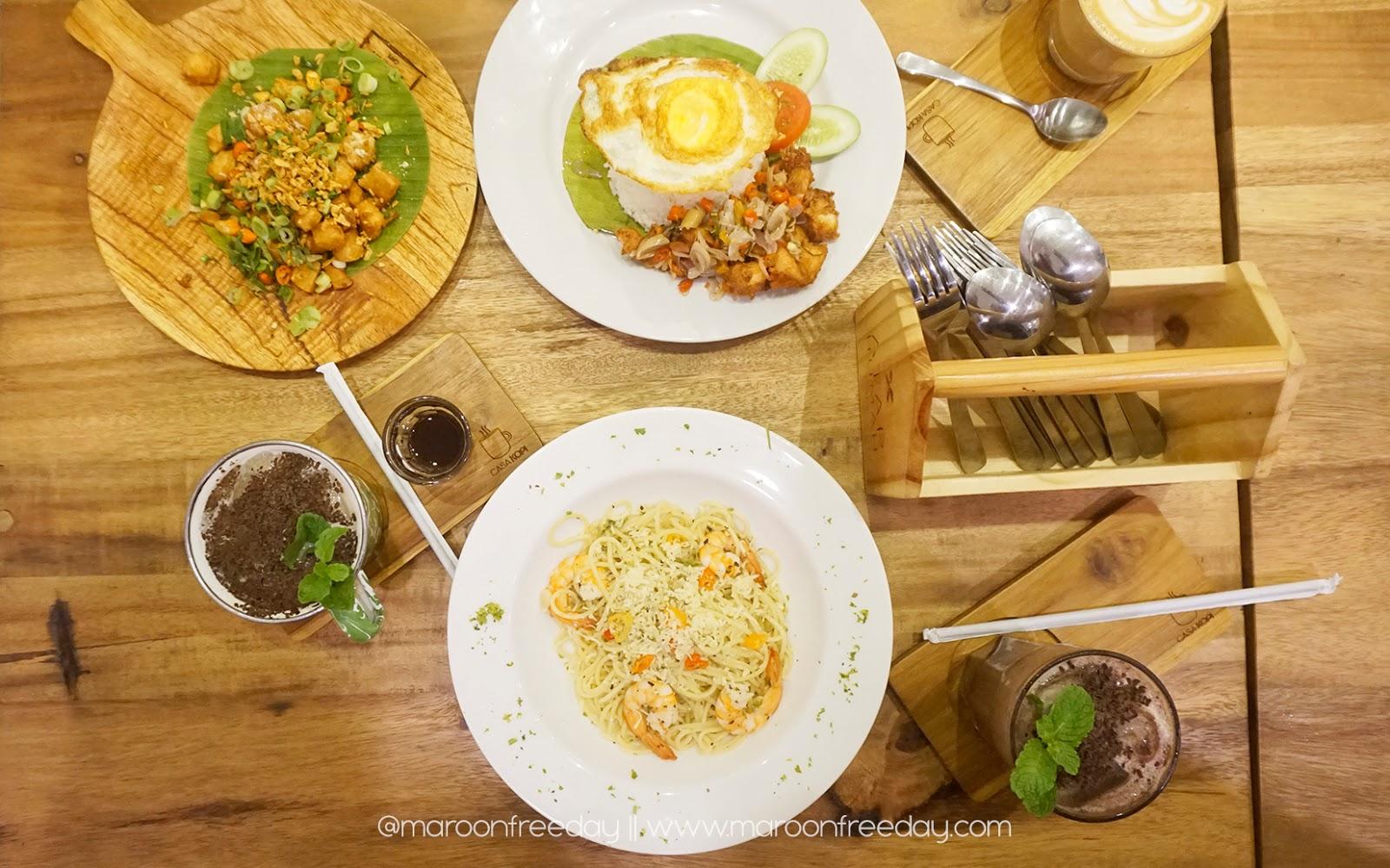 Cafe Casa Kopi Senayan