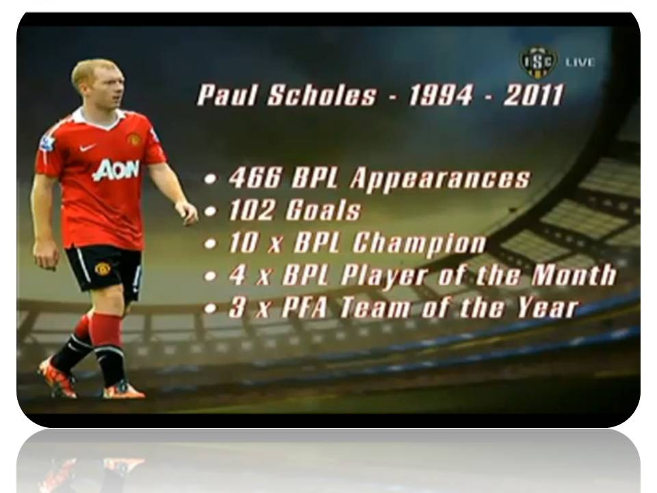 fcde97919d6 The Manchester United vs New York Cosmos Testimonial match for Paul Scholes  took place yesterday