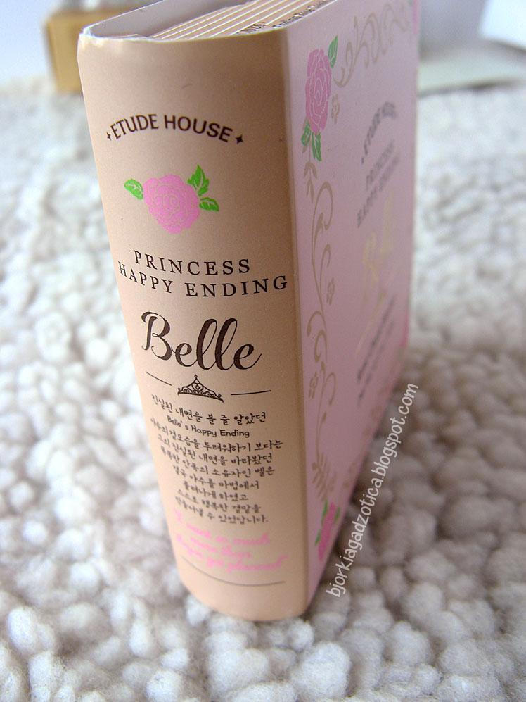 Etude House Princess Happy Ending Rose Cheek Blusher #1