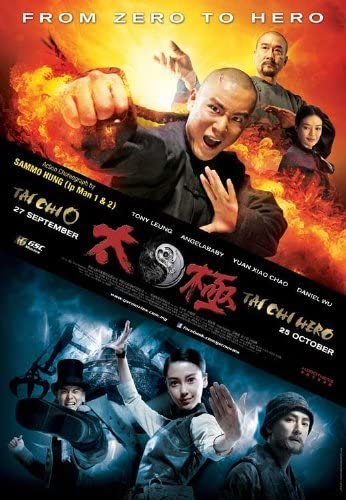 Tai Chi Zero (2012) Dual Audio Hindi 720p BluRay 850MB ESubs