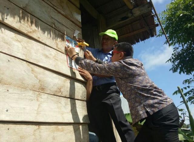 Bupati Serahkan Bantuan Non Tunai, Untuk Warga Pasimasunggu Dan Pastim
