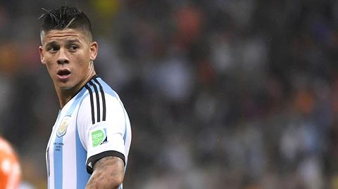 Thất bại ở MU nhưng Rojo vẫn là chốt chặt ở Argentina