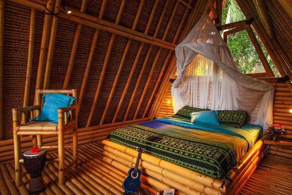 21 hotel dan resort unik romantis di bali untuk honeymoon for Dekor kamar hotel di bandung