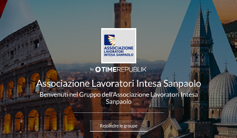 Intesa Sanpaolo by TimeRepublik