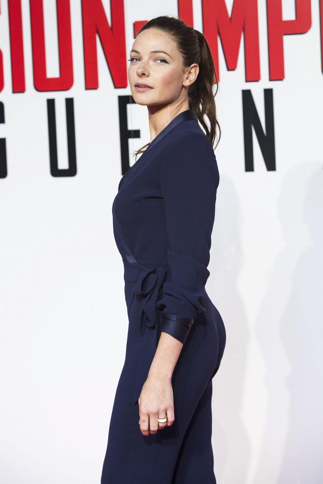 MI 5 Rogue Nation actress Rebecca Ferguson HD Photos & Wallpapers