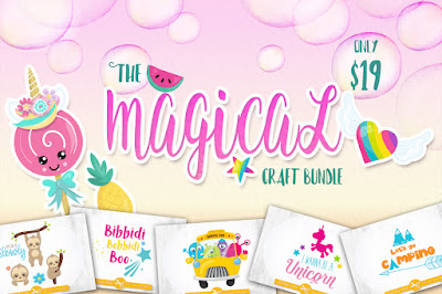 Craftbundles Magical Craft Bundle