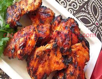 Foto Resep Ayam Tandoori (Tandoori Chicken Recipe) Khas India Sederhana Spesial Asli Enak