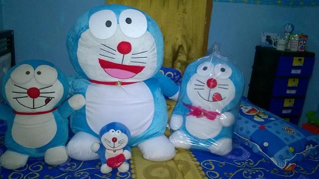 Koleksi Boneka Doraemon