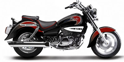New Hyosung Aquila 250 side look image