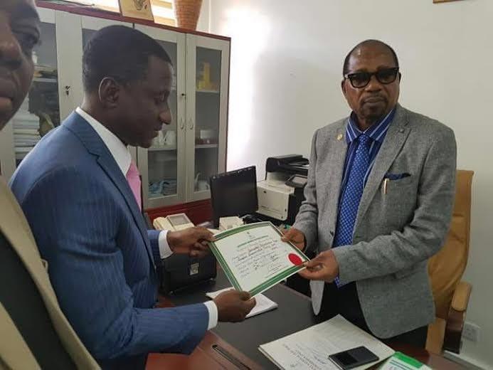 INEC shuns Ikpeazu, issues certificate of return to Uche Ogah