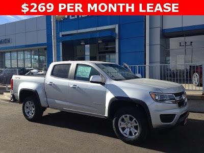 2017 Chevrolet Colorado For Sale at Emich Chevrolet near Denver