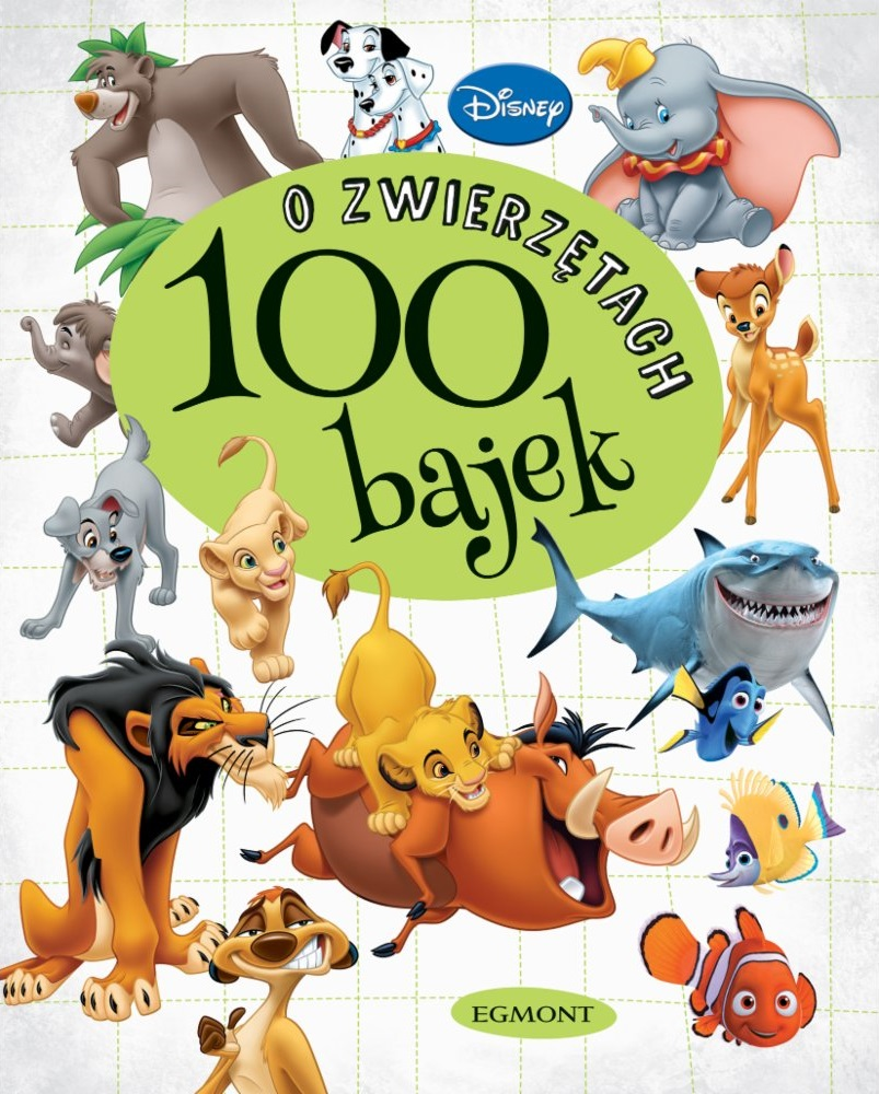 100 bajek o zwierzętach