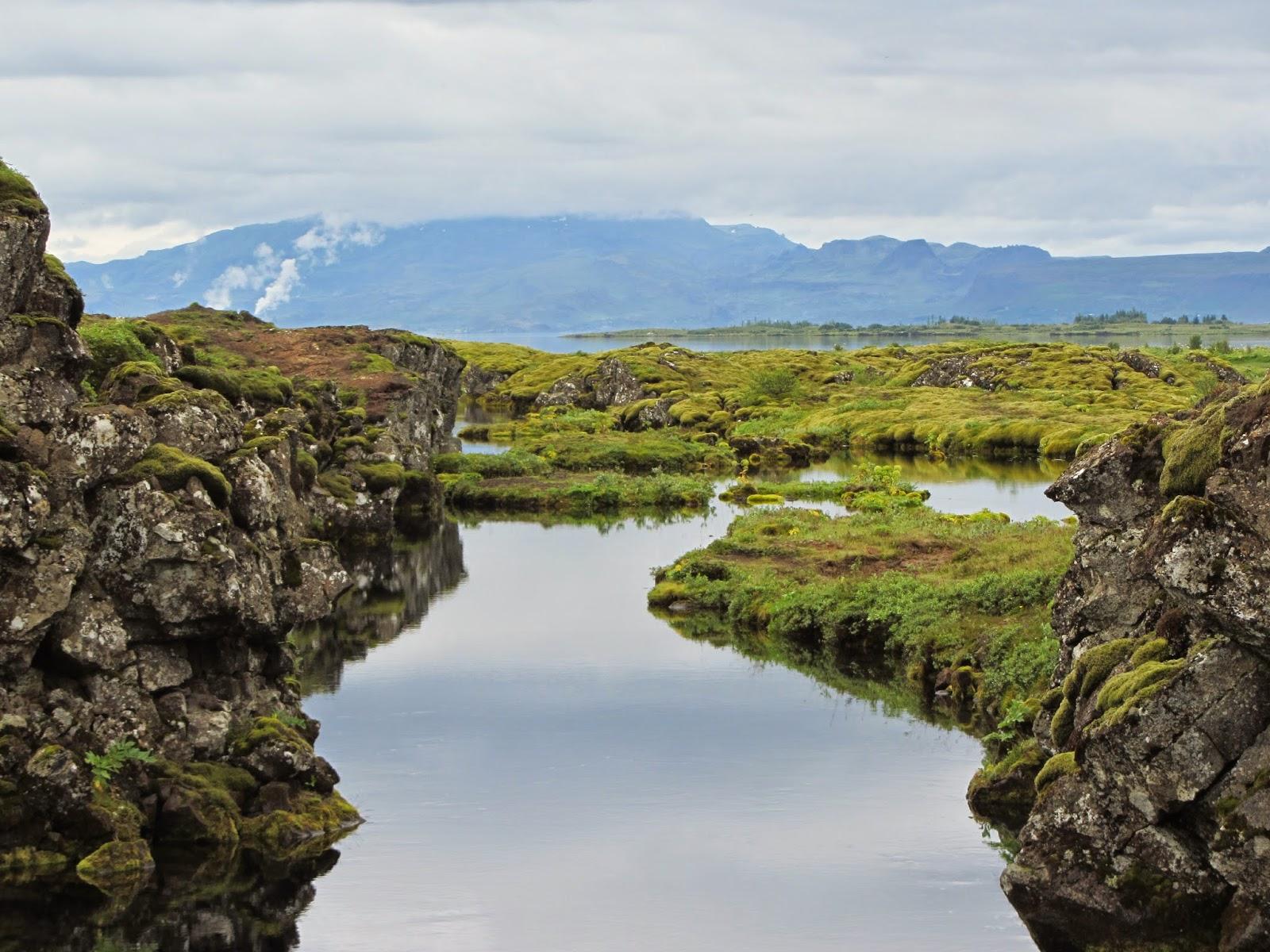 Nós fomos NADAR ENTRE DUAS PLACAS TECTÓNICAS na Dorsal Meso Atlântica! | Islândia