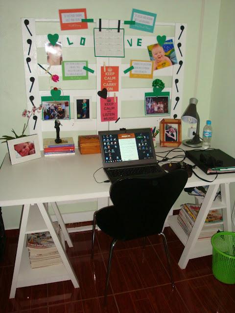 Projeto 52 Objetos | Objeto 26 (Mesa com cavaletes)