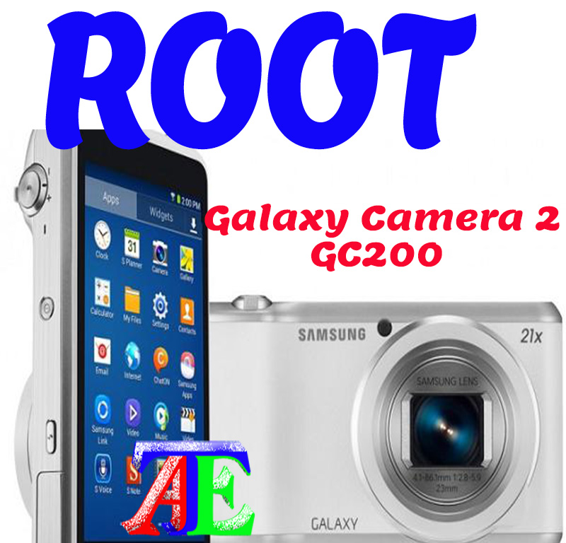 How to Root Samsung Galaxy Camera 2 - EK-GC200 Android V  4 3