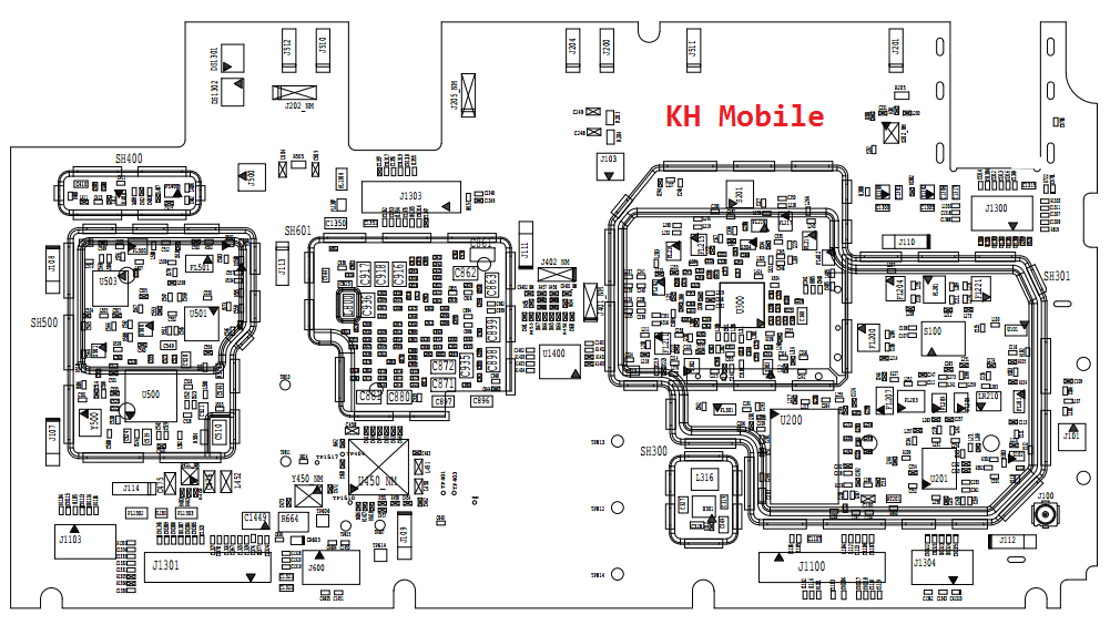 Xiaomi Mi Max Schematic & Layout Diagrams  JMH