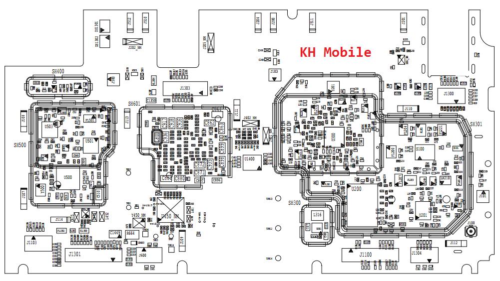 Xiaomi Mi Max Schematic & Layout Diagrams  JMH