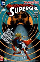 Os Novos 52! Supergirl #9