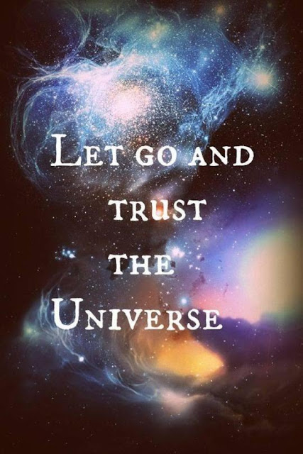 universe, trust the universe, surrender, let go, higher purpose, jaime messina, dollhouse,
