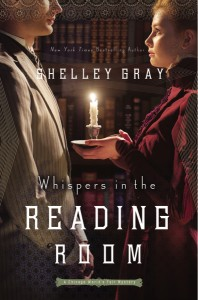 Review - Whispers in the Reading Room