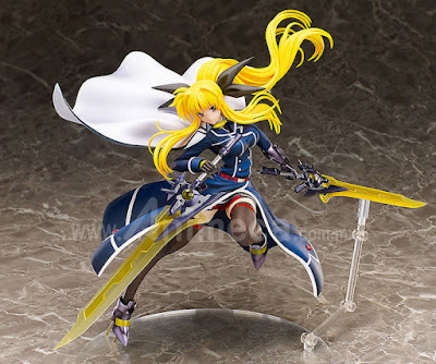 Figura Fate T. Harlaown Magical Girl Lyrical Nanoha Force (Mahou Shoujo Lyrical Nanoha Force)