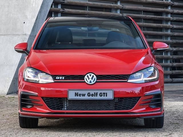 Novo Golf GTI 2018