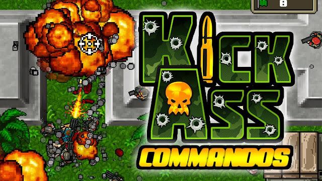 Kick-Ass Commandos