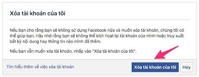 Cach khoa tai khoan facebook