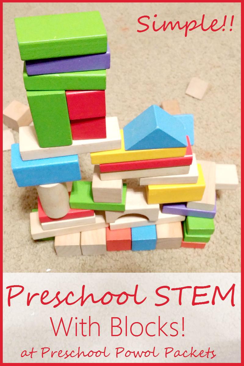 20+ STEM Activities for Preschoolers & Older Kids ...