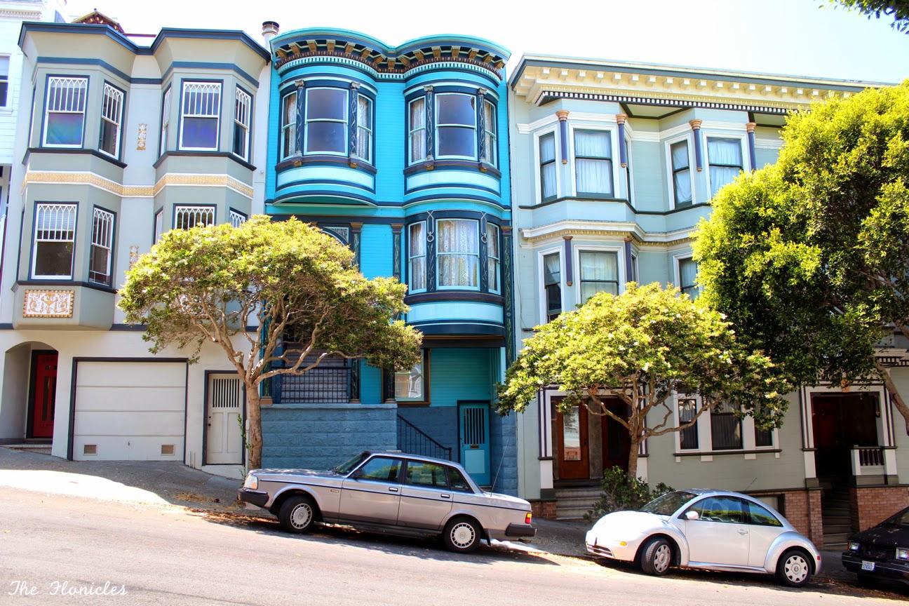 San Francisco, deux jours de hauts et de bas